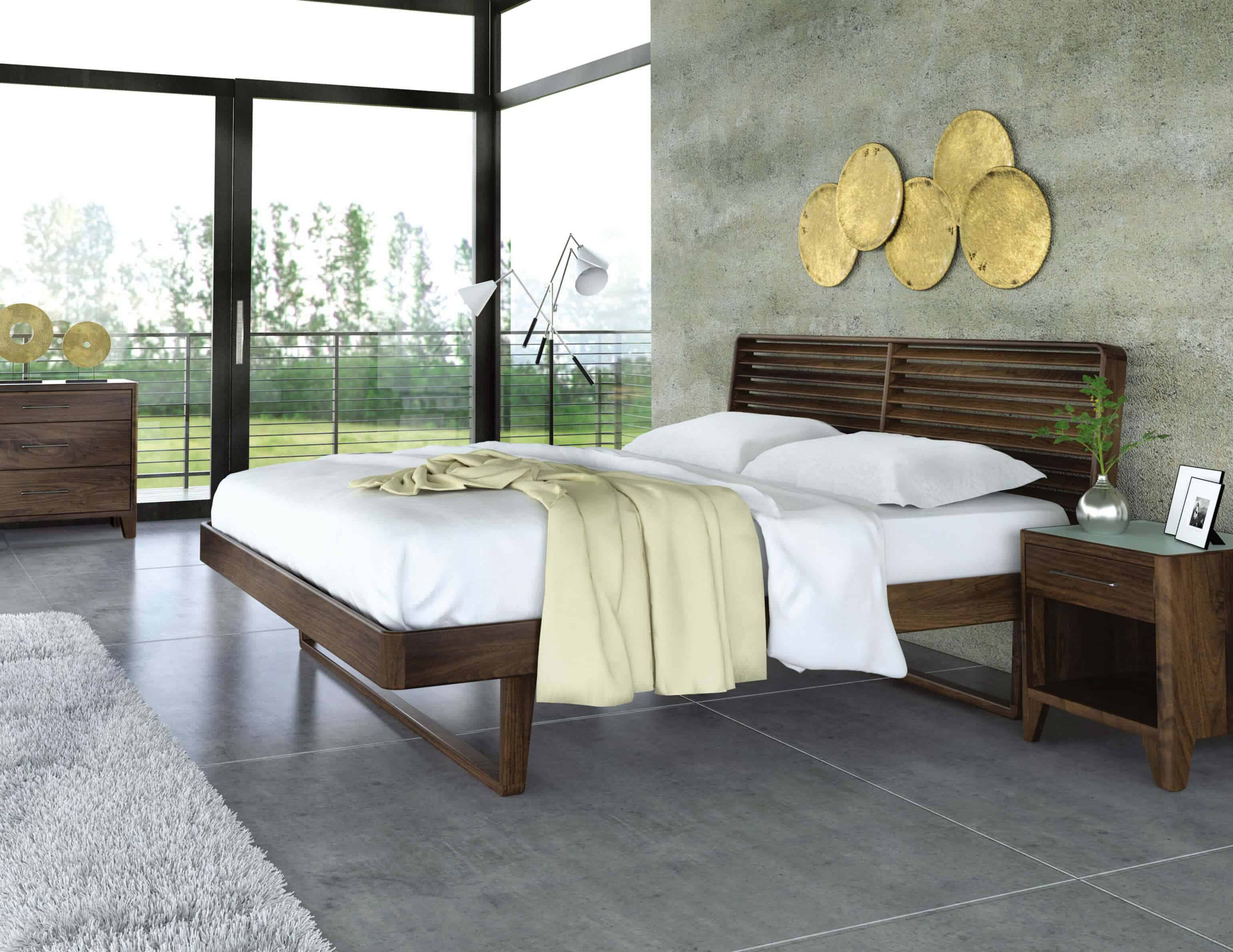 American made bedroom furniture from Copeland