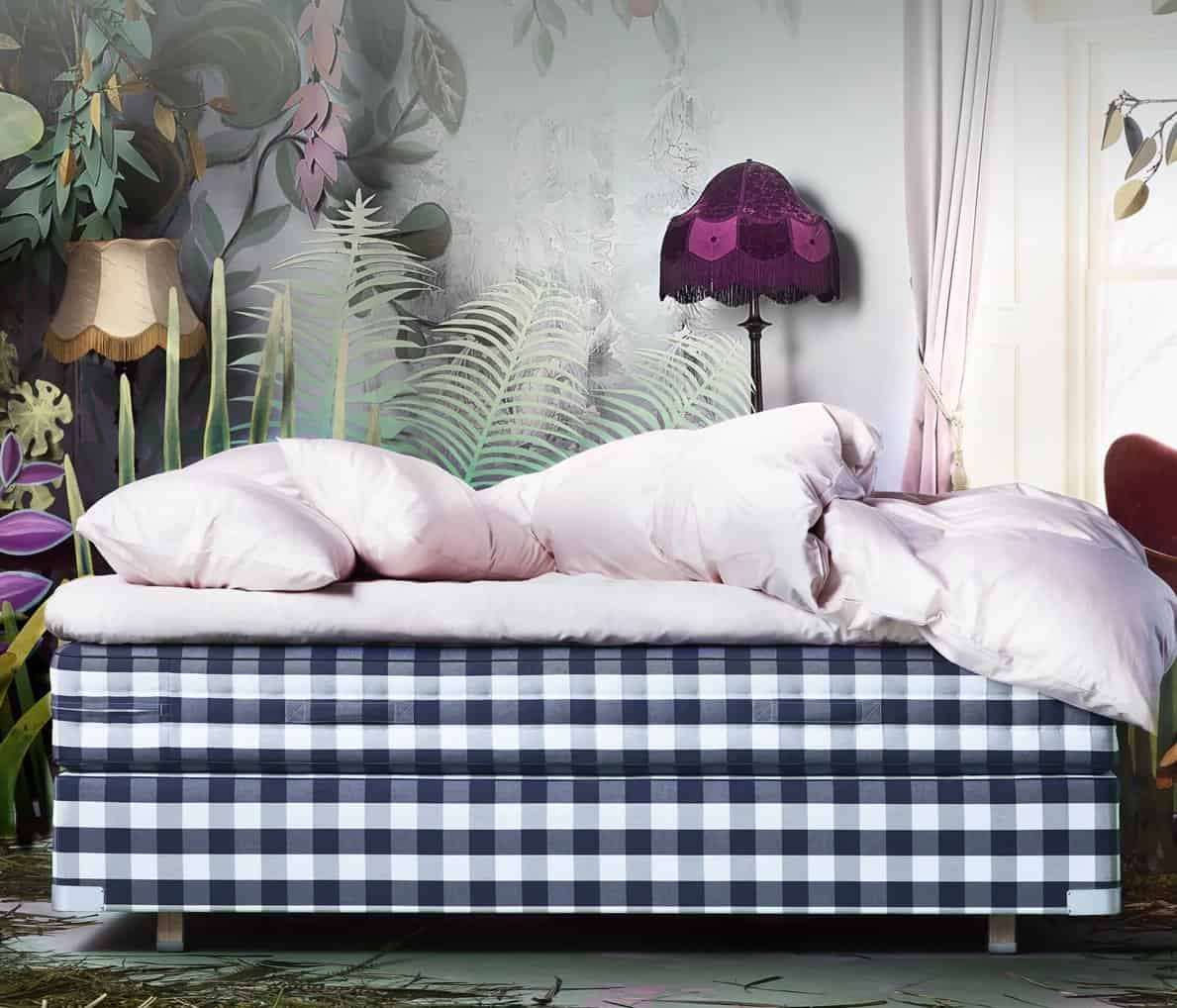 Hästens handmade luxury beds - the world's best beds
