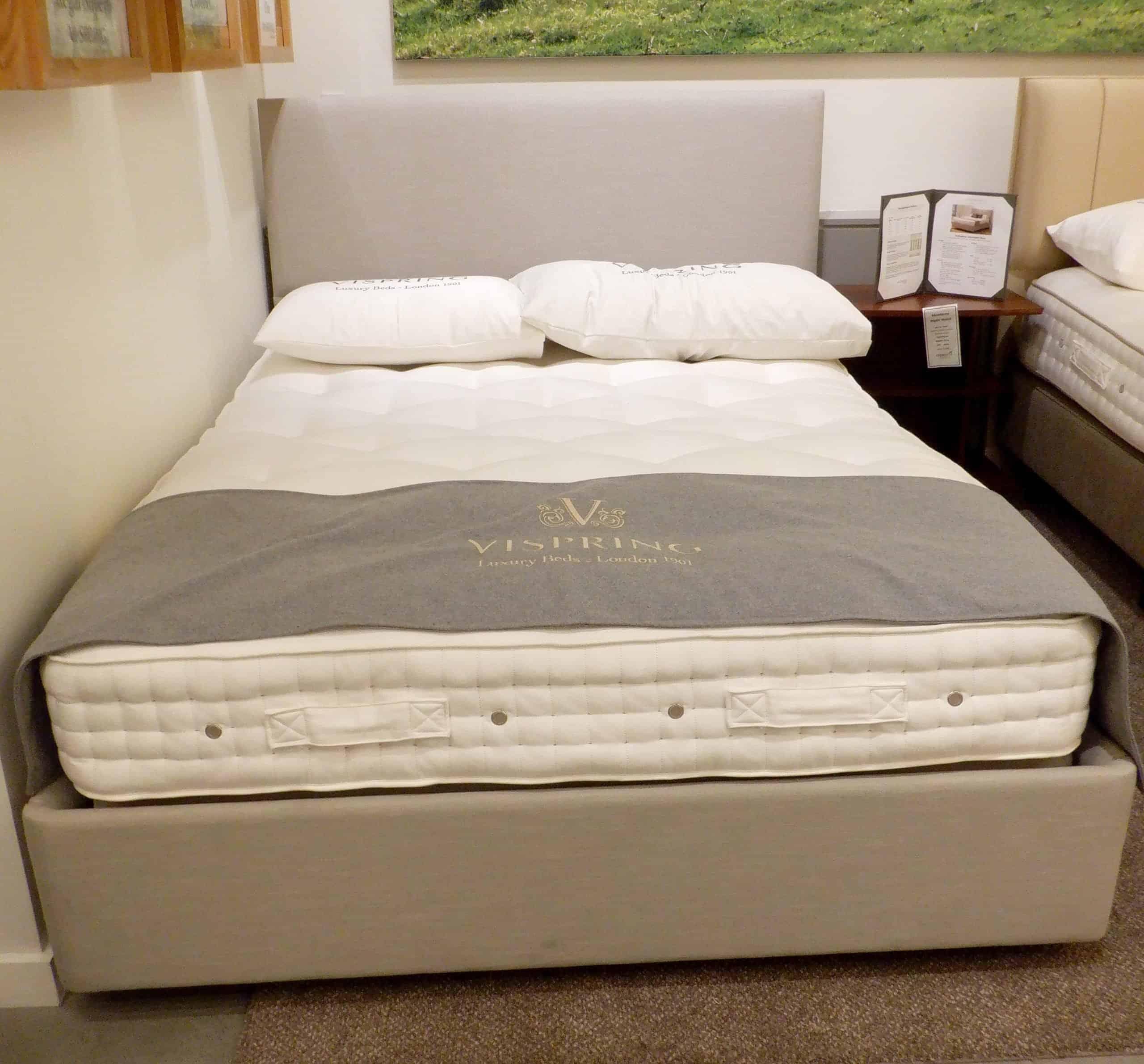 Vispring Floor Model Sale Q1 2020 Sleep Luxury Mattresses